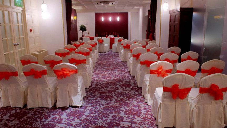 Wonderful Wedding Venues in Lancashire Barton Grange Hotel grange room