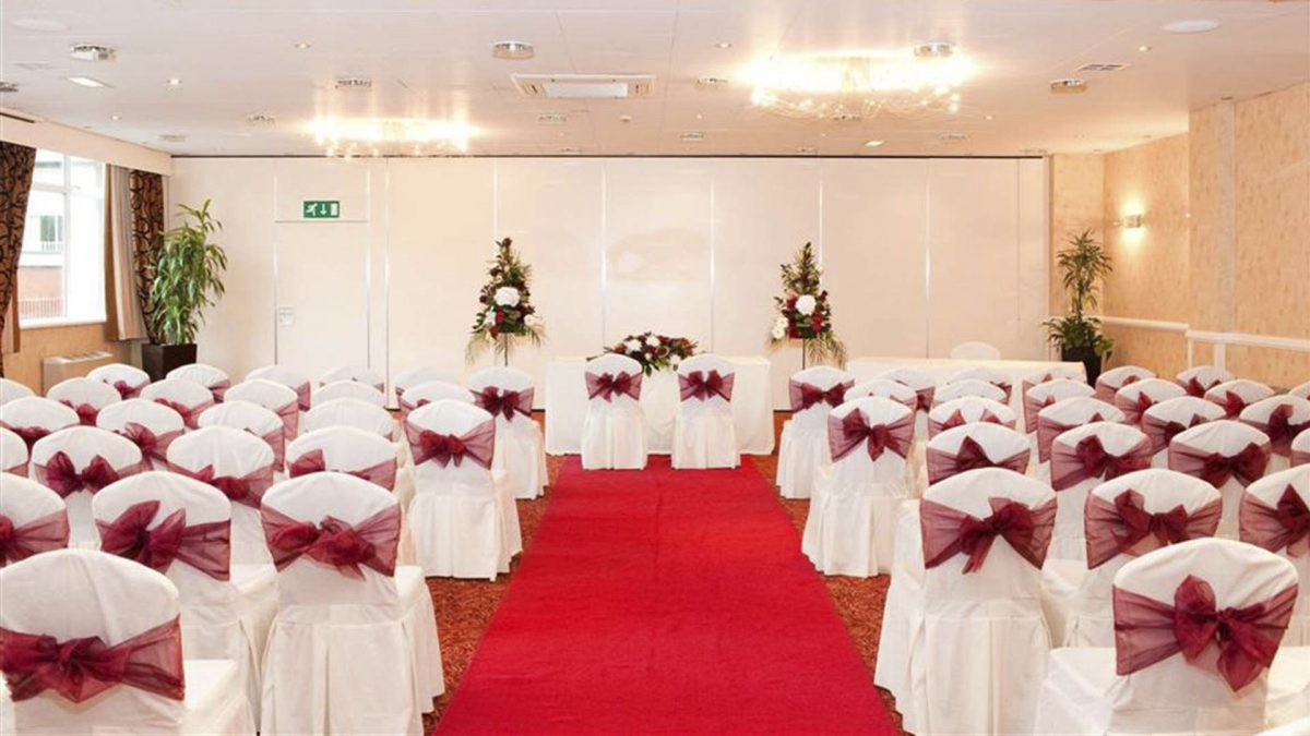 Wonderful Wedding Venues in Lancashire Barton Grange Hotel civil ceremony