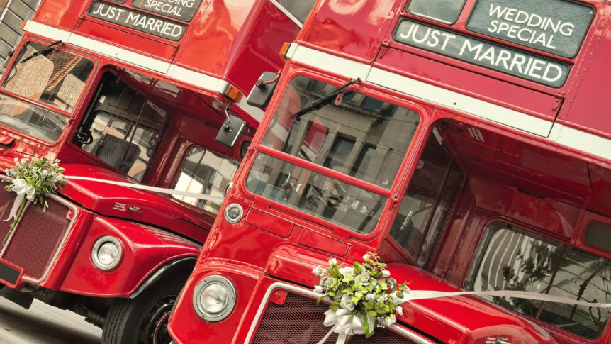 Wedding Bus offers Barton Grange Hotel Preston Lancashire