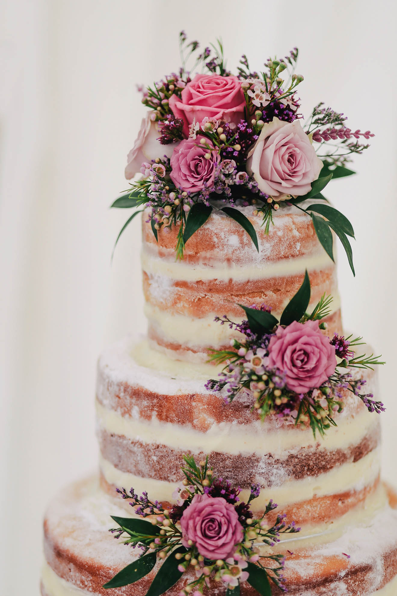 wedding cake - Barton Grange Hotel Preston